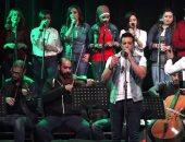 """فريق """"أيامنا الحلوة"""" يفتتح مهرجان الأوبرا فى المسرح الرومانى بالإسكندرية"""