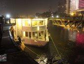 كبارى القاهرة: استمرار غلق كوبرى الجلاء ٣ ساعات وعبور باخرة سياحية