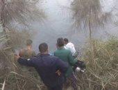 انتشال جثة عامل غرقً فى ترعة النصر بالبحيرة