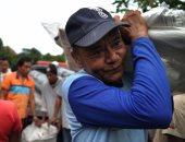 صور..آلاف السكان يغادرون منازلهم بعد ثوران بركان جزيرة بالى بإندونيسيا