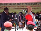 فيديو وصور.. منانجاجوا يؤدى اليمين رئيسا لزيمبابوى خلفا لموجابى