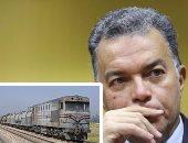"""وزير النقل: مواجهة """"التزويغ بالقطارات"""" رفع الإيراد 39.4 مليون جنيه خلال شهرين"""