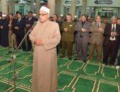 أوقاف أسيوط: 7500 مسجد شهدت صلاة الغائب على ارواح شهداء العريش