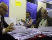 صور.. بدء عمليات الفرز فى انتخابات الصيد بعد 75 دقيقة من غلق باب التصويت