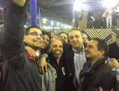 أسامة أبو زيد وقائمته يفوزون بانتخابات نادى الشمس رسميا