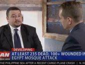 مايكل مورجان: قطر وتركيا تعملان على زعزعة استقرار مصر والشرق الأوسط (فيديو)