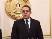 وزير الآثار: افتتاح مكتبة بدير سانت كاترين خلال أيام