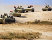 الإعلام الأمنى العراقى يعلن استهداف مجموعة إرهابية بصحراء كبيسة وتدميرها