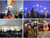 الآلاف يحتجون فى روما على تدهور حالة العاصمة الإيطالية