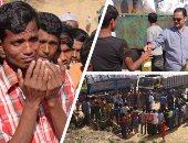 الصليب والهلال الأحمر: لاجئو الروهينجا يعيشون فى أكثر الظروف خطورة