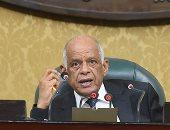 على عبدالعال يشارك فى الجلسة الطارئة للاتحاد البرلمانى العربى حول القدس