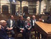 ننشر تفاصيل زيارة وفد من البرلمان البريطانى لمصر.. صور