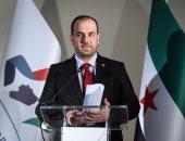 ماكرون يلتقى وفد هيئة المفاوضات السورية المعارضة فى باريس