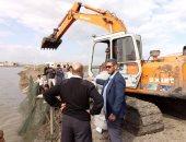 إزالة 369 حالة تعدى على الأراضى الزراعية فى حملة ببورسعيد