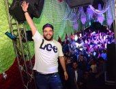 نجوم مسرح مصر يحتفلون بعيد ميلاد محمد عبد الرحمن