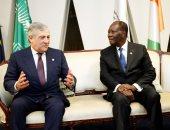 أكثر من 80 رئيس دولة يشاركون بالقمة الأوروبية الأفريقية بساحل العاج (صور)