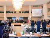 بدء مؤتمر الأطراف بروما بالوقوف دقيقة حداد على أرواح شهداء مسجد الروضة
