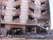 الجيش اليمنى يقصف تجمعات مليشيا الانقلاب فى البيضاء