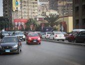 انتهاء أعمال إصلاحات فواصل كوبرى أكتوبر اتجاه وسط المدينة