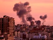 الطيران الإسرائيلى يشن ضربات صاروخية على عدة مواقع فى قطاع غزة