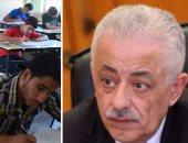 وزير التعليم لليوم السابع: احتفاظ طلاب الثانوية بالتابلت بعد انتهاء الدراسة
