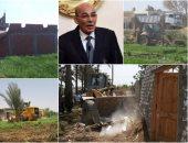"""""""الزراعة"""": إجراءات مشددة لمواجهه التعديات على الاراضى خلال أجازة العيد"""