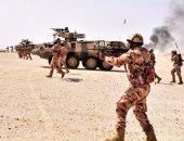 """الجيش العمانى ينفذ التمرين المشترك """"خنجر عُمان"""" مع القوات البريطانية"""