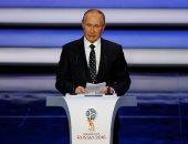 بوتين يفتتح قرعة كأس العالم ويؤكد: انتظروا بطولة مثالية
