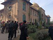 تشديد الإجراءات الأمنية بمدينة لاهور الباكستانية تزامنا مع مظاهرات للمعارضة