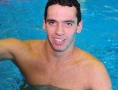 مروان القماش يحتل المركز الرابع فى بطولة العالم للسباحة
