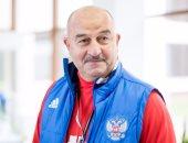 مدرب روسيا: بدأنا دراسة الفراعنة.. ومحمد صلاح والننى الأكثر تميزاً