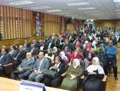 بالصور.. المؤتمر الطلابى للعلاج الطبيعى بجامعة القاهرة يختتم أعماله