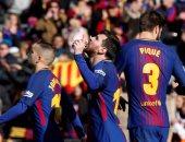 رقم قياسى.. برشلونة يتصدر مجموعته بدورى أبطال أوروبا 11 موسما متتاليا
