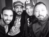 بعد غياب 4 سنوات.. أحمد الشامى: قريبا ألبوم جديد لفريق واما