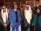 صور.. سفارة أبو ظبى بالقاهرة تحتفل بالعيد الوطنى الإماراتى الـ46