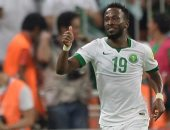 مجموعة مصر.. السعودية تتعادل أمام أوكرانيا 1-1 فى الشوط الأول
