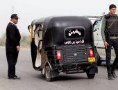 المرور يضبط 2885 مخالفة كلبش ويسحب 502 رخصة سيارة فى حملات بالقاهرة