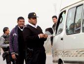 حملات مكبرة بمحاور القاهرة والجيزة لرصد مخالفى قواعد المرور