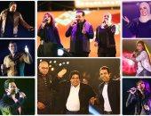 صور.. نجوم التسيعينات يتألقون من جديد فى حفل القرن باستاد القاهرة