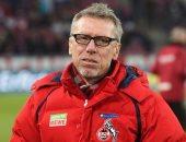 كولن يقيل المدرب بيتر شتوجر لتراجع النتائج فى الدورى الألمانى