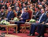 السيسي: افتتاح مصنع للإلكترونيات بأسيوط خطوة نحو تصدير منتج بعلامة مصرية (صور)