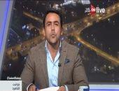 """يوسف الحسينى ساخرا من الإخوانى معتز مطر على الهواء: """"أنت ما بتقراش"""""""