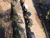 قارئ يشكو التكاتك والباعة الجائلين بشارع جمال عبد الناصر فى 6 أكتوبر