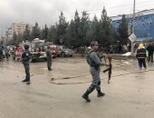 مسلحون يهاجمون وزارة الاتصالات الأفغانية وسط كابول