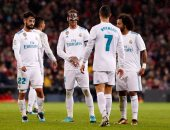 غيابات بالجملة فى قائمة ريال مدريد لمواجهة إشبيلية بالدورى الإسبانى
