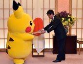 """اليابان تعين شخصية البوكيمون الشهيرة """"بيكاتشو"""" سفيرا لمدينة أوساكا"""