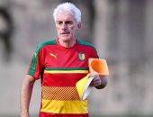 منتخب الكاميرون يفسخ تعاقده مع المدرب البلجيكى هوجو بروس