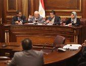 """صور.. وزير التعليم العالى يدعو """"أفريقية البرلمان"""" لحضور مؤتمر أفريقى تستضيفه مصر"""