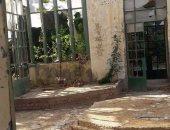 صور..  الإهمال يضرب حديقة أنطونيادس الإثرية بمحافظة الإسكندرية