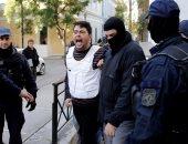 صور.. اليونان تعتقل أتراك يشتبه بانتمائهم لليسار قبل زيارة أردوغان